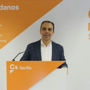 """Millán (Cs) apuesta por que """"Sevilla se convierta en un referente turístico en accesibilidad gastronómica"""""""