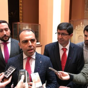 """Millán espera que Rajoy """"ayude al PP de Sevilla a entender cómo se enmienda un presupuesto"""""""