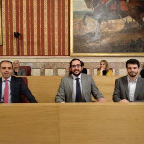 Sigue en directo las propuestas de Cs Sevilla en el Pleno del Ayuntamiento (26 de enero de 2017)
