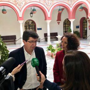 """Marín (Cs) cree que Ciudadanos será """"decisivo"""" en la próxima legislatura en Alcalá y respalda el trabajo del grupo municipal"""