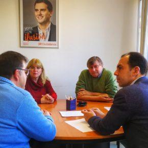 """Ciudadanos (Cs) apoya la """"justa reclamación"""" de la plantilla municipal de Huévar del Aljarafe"""