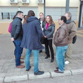 Ciudadanos (Cs) lleva al Parlamento la falta de educador social en los centros de la barriada El Rancho de Morón de la Frontera