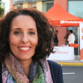 """Rosa Carro (Cs): """"Gracias al apoyo de Ciudadanos a los presupuestos autonómicos, el nuevo IES de Alcalá va a ser una realidad"""""""
