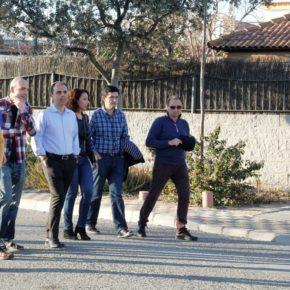 """Ciudadanos (Cs) Alcalá denuncia """"la dejadez por parte del Ayuntamiento con los vecinos de la Barriada San Rafael"""""""