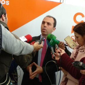 """Millán (Cs) propone """"aumentar los controles de cesión de terrenos ante la chapuza de PSOE y PP en Marqués de Contadero"""""""