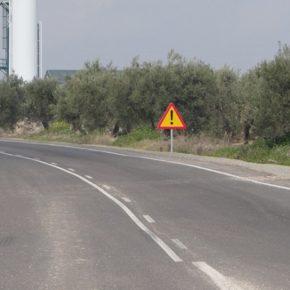 Ciudadanos Morón vuelve a solicitar información sobre las obras de la carretera Morón-Arahal (PRENSA)