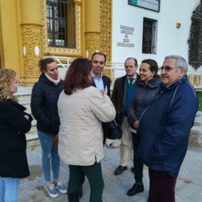 Ciudadanos (Cs) reclama a la Junta la construcción de un nuevo edificio para el Conservatorio de Danza de Sevilla