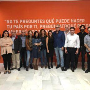 Ciudadanos (Cs) cuenta ya con más de 5.800 inscritos en Sevilla