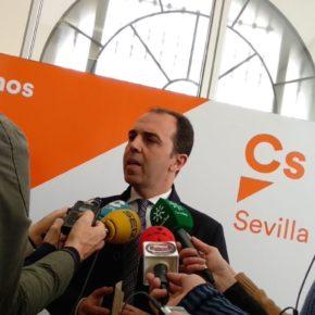 """Millán (Cs) reclama que """"Sevilla apueste por la accesibilidad cognitiva para integrar a las personas con autismo"""""""