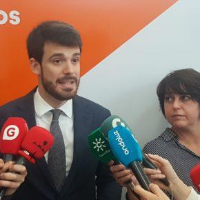 """Moyano (Cs) reclama una """"planificación estratégica para retener y atraer el talento de jóvenes en Sevilla"""""""
