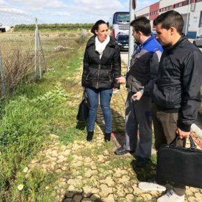 """Ciudadanos (Cs) Alcalá  solicita a la Alcaldesa """"que deje de pasearse por las empresas amigas y ponga solución a los problemas del Polígono Cristalera"""""""