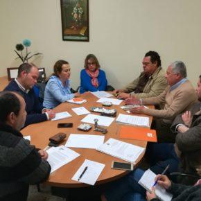 Ciudadanos (Cs) pide el arreglo de la carretera A-360 entre Morón y Alcalá