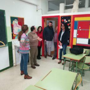 Ciudadanos (Cs) pide a la Junta la ampliación y la implantación de Bachillerato y FP en el IES Profesor Juan Bautista de El Viso