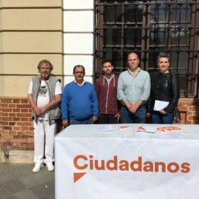 Ciudadanos (Cs) presenta en el Ayuntamiento de Morón una iniciativa para los afectados por el autismo