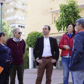 """Millán (Cs) reclama a Espadas """"acabar con la ocupación ilegal y el abandono de las pistas de Macarena-Tres Huertas"""""""