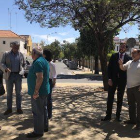 """Moraga (Cs) denuncia """"robos diarios a personas mayores"""" en el barrio de Ciudad Jardín"""
