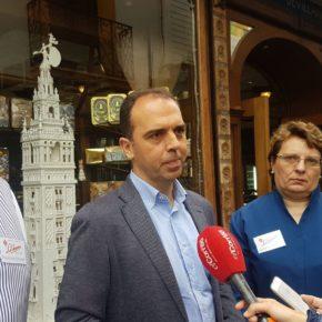 """Millán (Cs) urge a la modificación de la ordenanza de veladores """"para proteger a comercios tradicionales como 'La Campana'"""""""