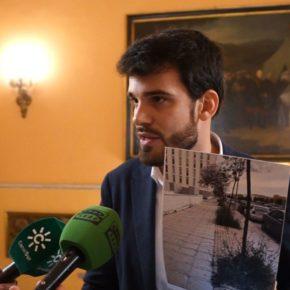 """Moyano (Cs) acuerda medidas para """"eliminar la selva de malas hierbas que inunda Sevilla"""""""