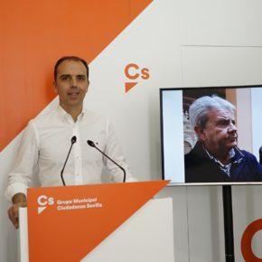 """Millán (Cs) reclama a Espadas que """"expulse del Ayuntamiento a la mafia del taxi imputada por pertenencia a organización criminal"""""""
