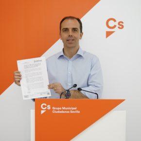 """Millán (Cs) se pregunta """"si el gobierno del PSOE tiene algún acuerdo encubierto con la mafia del taxi"""" y lleva a Pleno expulsarla del Ayuntamiento"""