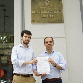 """Millán (Cs) denuncia que """"el gobierno del PSOE ningunea al Defensor del Pueblo y aumenta el daño al medioambiente de Sevilla"""""""