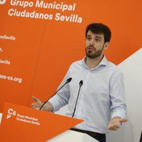 """Moyano (Cs) reclama implantar el 'sello bioclimático' en las obras públicas """"para luchar contra las altas temperaturas"""""""