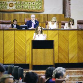 Intervención de Marta Escrivá posicionando a Ciudadanos Andalucía en la PNL sobre la educación concertada