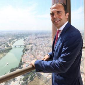 Millán: ''Espadas suspende como alcalde, practica el quietismo político'' (Prensa)