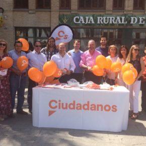 """Ciudadanos (Cs) Utrera pide al Ayuntamiento """"apoyo e incentivación"""" de vehículos eléctricos"""