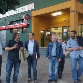Millán (Cs) celebra la puesta en marcha de la línea exprés de Pino Montano y reclama la misma conexión para Bermejales-Bellavista