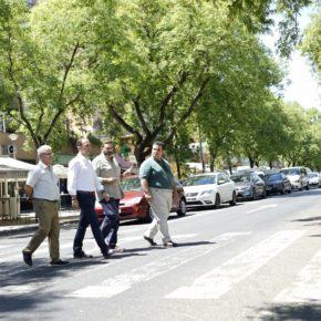 """Millán (Cs) alerta del """"grave problema de movilidad en una de las principales entradas a Pino Montano"""""""