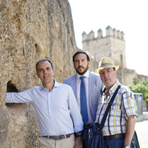 Millán (Cs) reclama un calendario para la rehabilitación de la muralla de la Macarena y su apertura al público