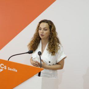 Escrivá (Cs) pide a la Junta conocer el estado de las obras de la carretera A-8063 entre Tomares y Bormujos