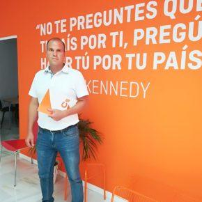Ciudadanos (Cs) critica la falta de respuesta del Ayuntamiento de Morón a las más de cien iniciativas registradas por la formación naranja