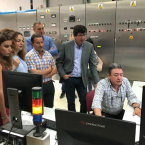 """Marín (Cs): """"Es necesario eliminar trabas administrativas para fortalecer a los productores, autónomos y empresarios"""""""