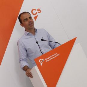 """Millán (Cs) denuncia que """"las chapuzas de PSOE y PP han culminado en la anulación del desarrollo de San Nicolás Oeste"""""""
