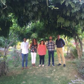 Ciudadanos (Cs) constituye un nuevo grupo local en Cazalla de la Sierra