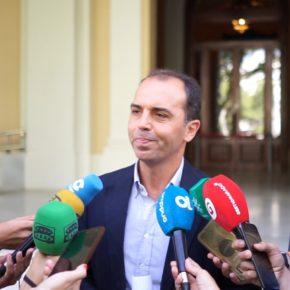 """Millán (Cs) """"satisfecho"""" porque el Alcázar haya decidido """"garantizar la inversión en el patrimonio de Sevilla"""""""