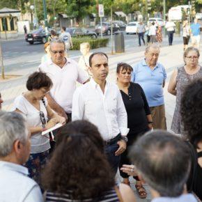 """Millán (Cs) reclama """"redistribuir por toda la ciudad las plazas asistenciales para personas sin hogar"""" de la Macarena"""