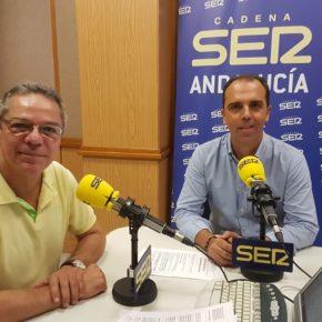 Entrevista a Javier Millán en la Cadena SER