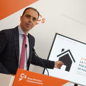 """Millán (Cs) quiere """"eliminar el impuesto municipal a las herencias en Sevilla"""""""