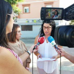 Rueda de prensa de Ciudadanos (Cs) El Viso sobre el plan de vivienda y transparencia municipal