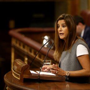 Intervención parlamentaria de Virginia Salmerón en el debate sobre la lucha contra la pobreza infantil