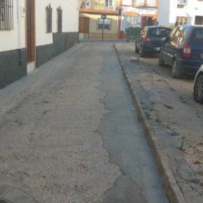Ciudadanos (Cs) solicita al Ayuntamiento de Morón información sobre el programa de mantenimiento de vías públicas y un estudio de circulación en dichas vías