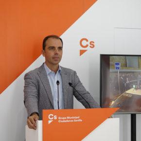 """Millán (Cs) reclama al gobierno del PSOE que """"reconozca su error y acabe con la mafia del taxi en el aeropuerto"""""""