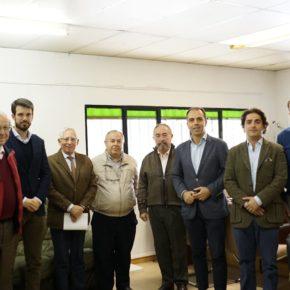 """Millán (Cs) denuncia """"la falta de inversión del PSOE en los parques empresariales"""""""
