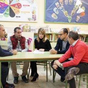 """Millán (Cs) exige """"una línea presupuestaria para garantizar la accesibilidad en los colegios de Sevilla"""""""