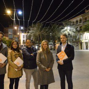 Ciudadanos (Cs) constituye su nueva junta directiva en la agrupación de Utrera