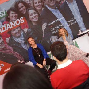 """MelisaRodríguez (Cs): """"Susana Díaz y el PSOE nunca han creído en los jóvenes andaluces"""""""