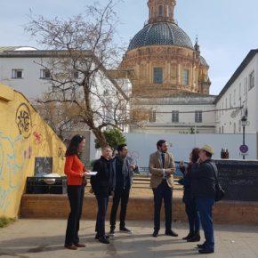 """Moraga (Cs) reclama al PSOE que la policía de barrio """"sea una realidad y no una venta de humo electoralista"""""""